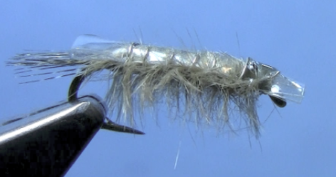 Hans' Sow Bug Fly Pattern