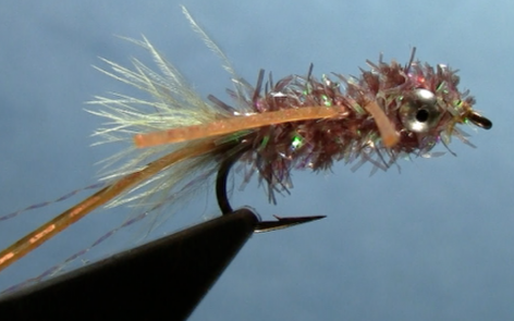 Hans' carp nymph fly tying
