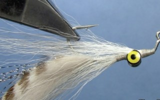 Jig Hook Clouser Minnow Fly