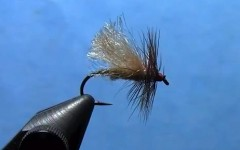 Quick Tie Caddis Fly Tying Video