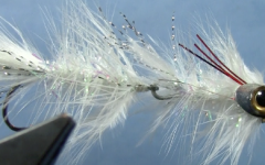 Fly Tying Video- Fish Skull Articulated Minnow