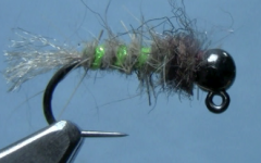 Bottom Bouncer Caddis Fly Tying Video