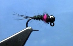 Bottom Tickler Tungsten Jig Fly Tying Video