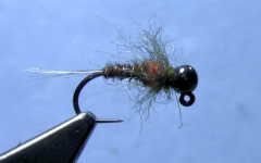 Euro Jig Pheasant Tail- Czech Jig Flies