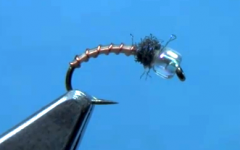 Mercury Midge – Glass Bead Midge Fly Tying Video