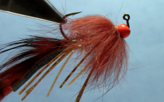 Hans' Rabbit Strip Jig Fly