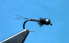 Fly Tying with Hans- Tungsten Skinny Nelson