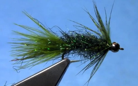 Fly Tying Video Tungsten Mini Leech