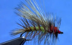 Yellow Stimulator Fly Tying Video