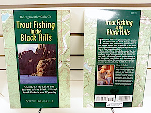 trout fishing black hills book