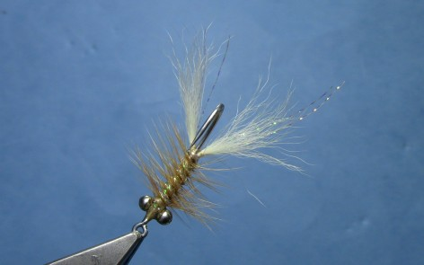 Greg's Flats Fly for Bonefish