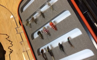 Black Hills Fall Fly Box