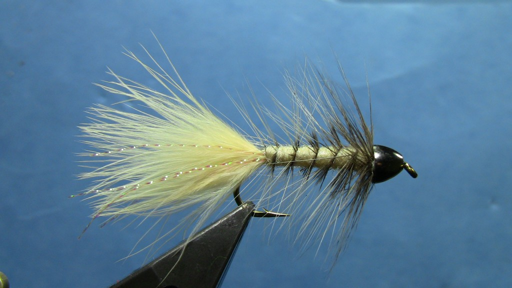 vanilla bugger fly tying video woolly bugger
