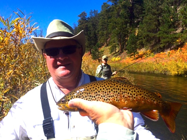 Black hills fishing report september 21st 2014 fly fishing for Fly fishing south dakota