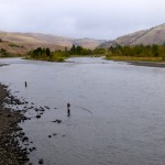 clearwater river fishing spey two hand