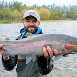 Wild steelhead are awesome.