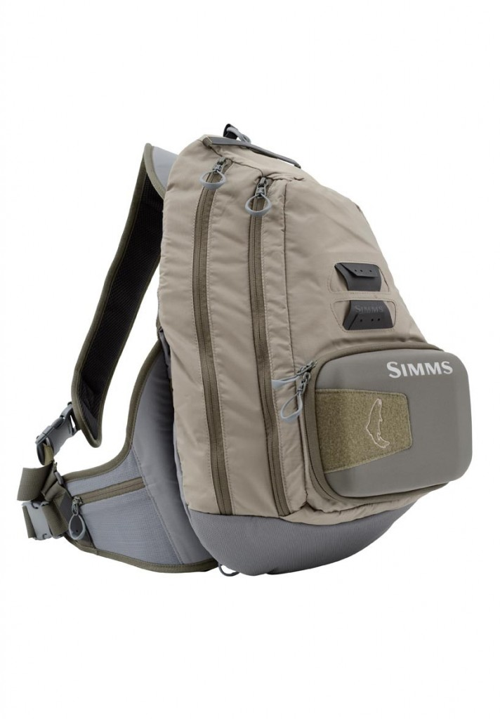 Versatile Sling Pack to hold all of your gear for the day!