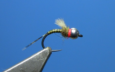 tungsten quill emerging nymph