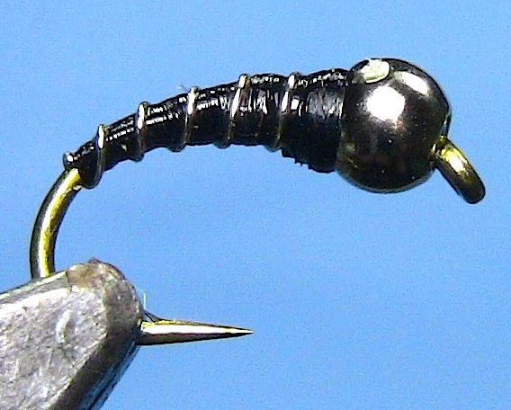 zebra midge fly tying video