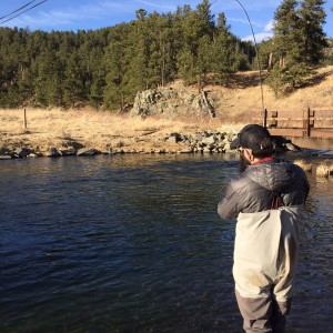 Hooked Up on Rapid Creek Black Hills Trout Fishing