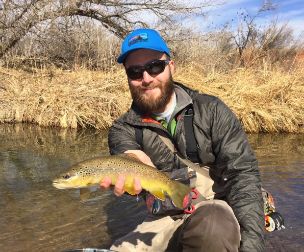 black hills fishing report march 2015 2