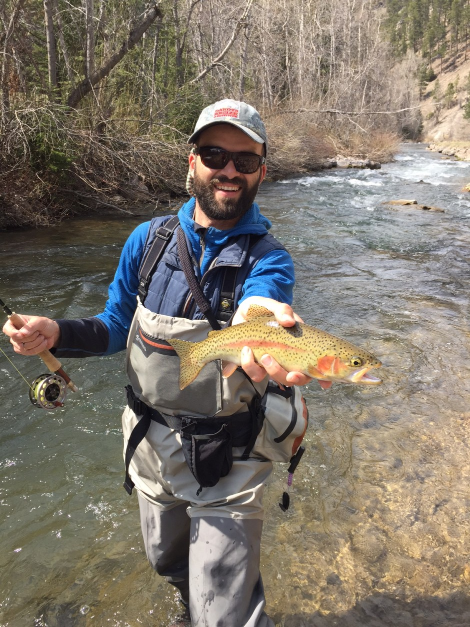 Tenkara archives dakota angler outfitter black hills for Fly fishing south dakota