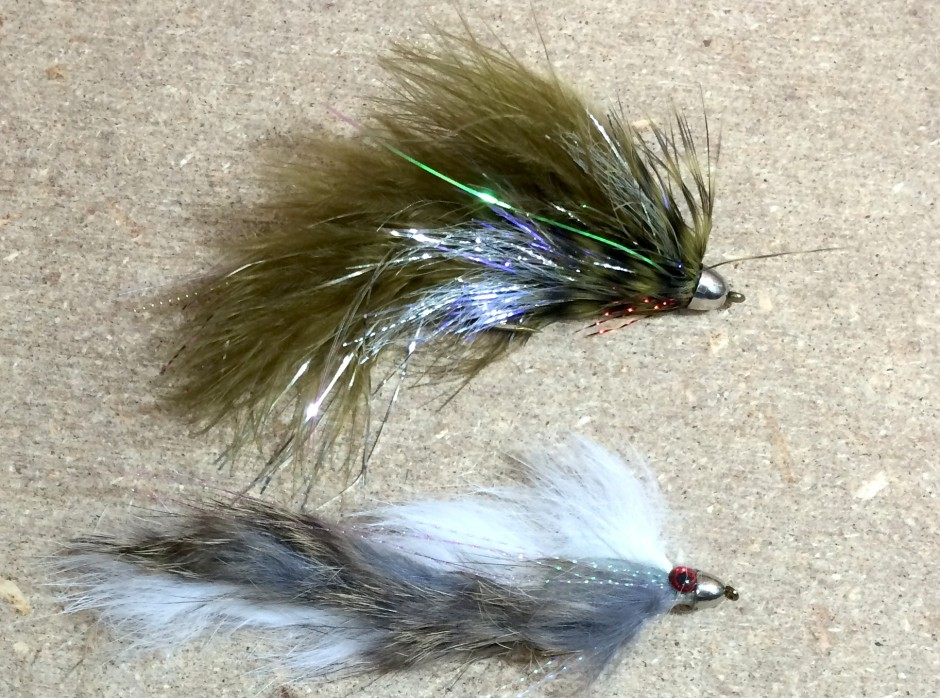 Spring Trout Streamers Black Hills