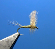 vis-a-dun dry fly john barr fly tying video