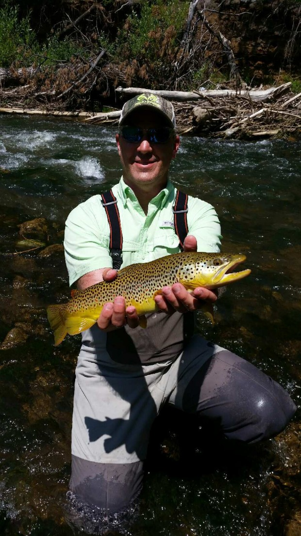 Black hills fishing report july 7th 2015 dakota angler for Fly fishing south dakota