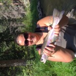 Black Hills Fly Fishing August 2015