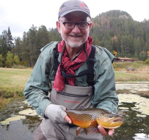 Fall bwo hatch and black hills fly fishing forecast for Black hills fly fishing