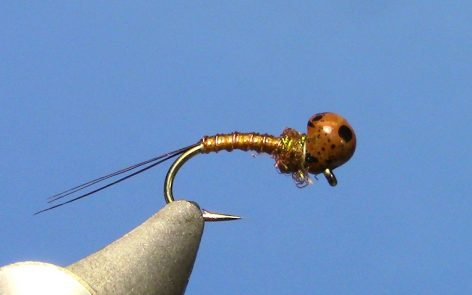 Dropshot Quill Nymph Fly Tying Video
