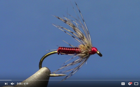 Wire Bodied Soft Hackle