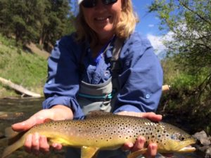 Black Hills Trout Fishing Guided Trips