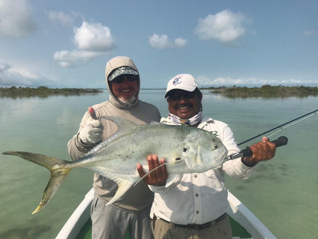 Mexico Fly Fishing Jack Crevalle