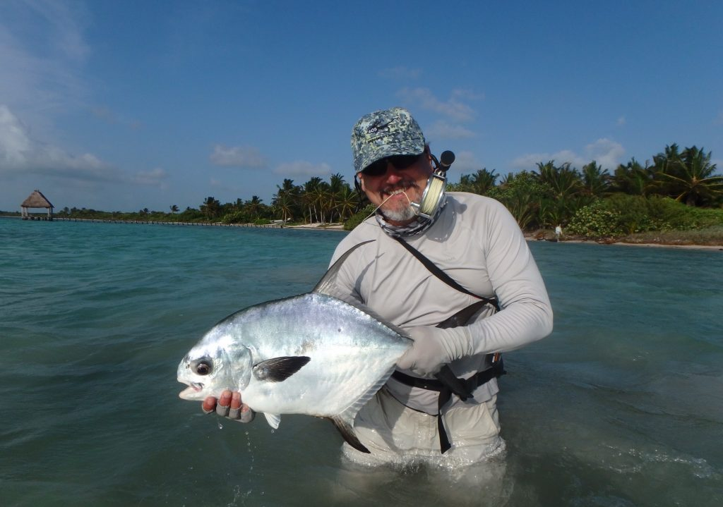 Mexico Fly Fishing Permit Saltwater Rods Reels Flies