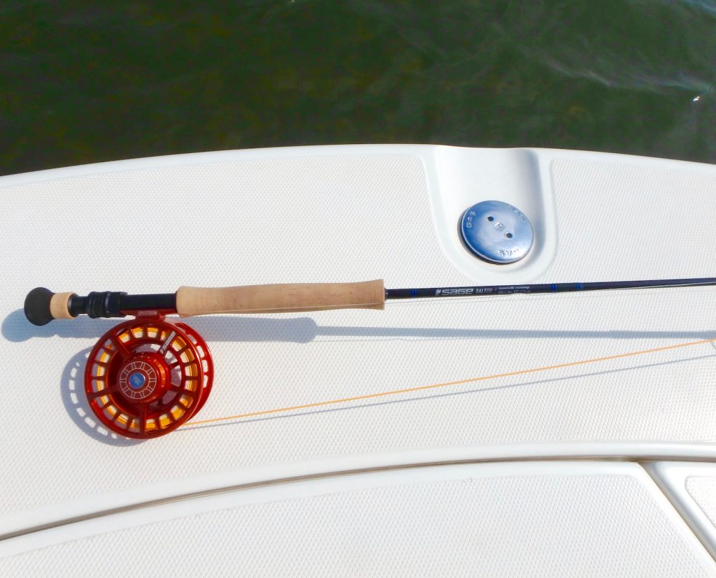 Sage Salt HD Review Fly Rod Reviews