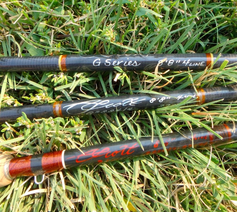 Scott G Series 3 Generations Fly Rod Review