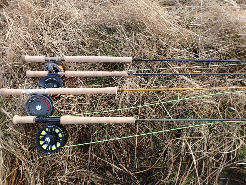 Trout Spey Rod Review 2017 Dakota Angler Amp Outfitter