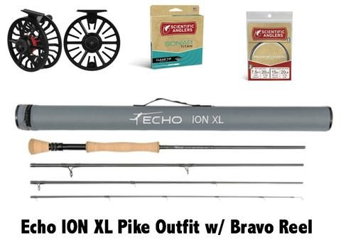 Echo Ion Xl Pike Setup