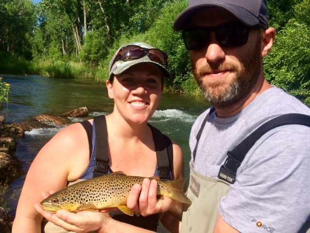 black hills fishing july 3 flyfishing guided trips