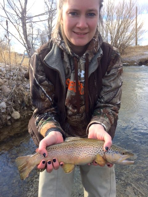 black hills fly fishing report april 9th 2019