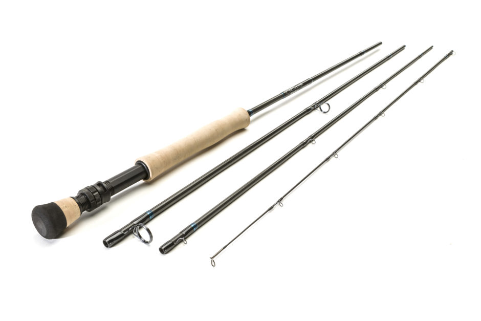 Scott Sector Fly Rod four piece saltwater warmwater fishing