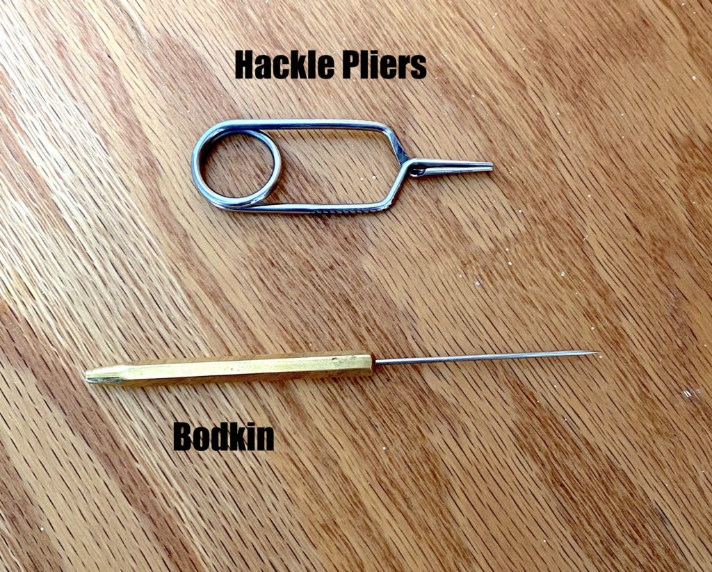 basic fly tying tools 2